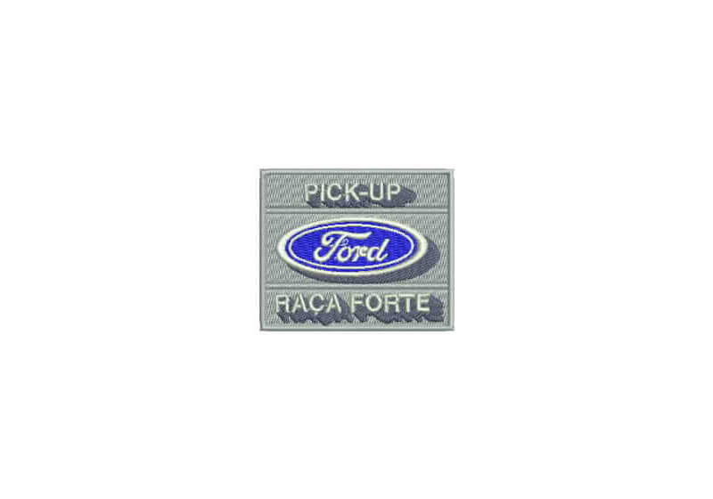 Pick-Up Ford - Raça Forte