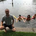 Schwimmkurs für Geflüchtete Berlin