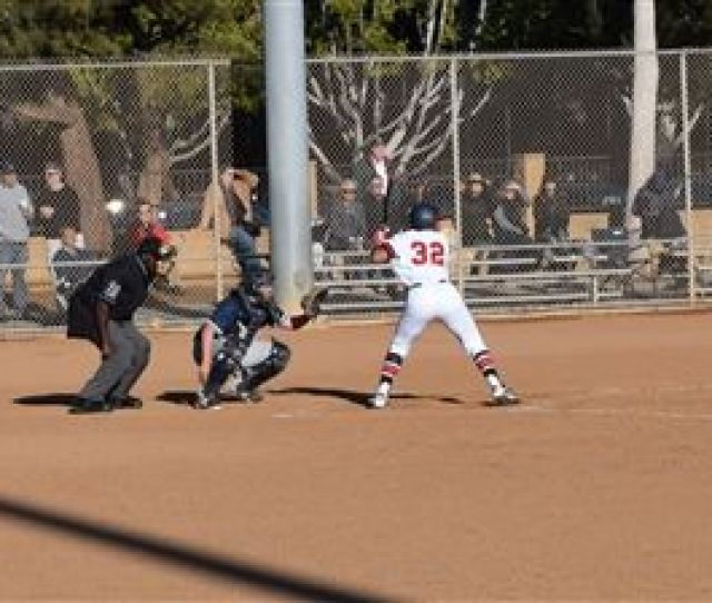 Varsity Baseball Lost To Sierra Canyon 5 0