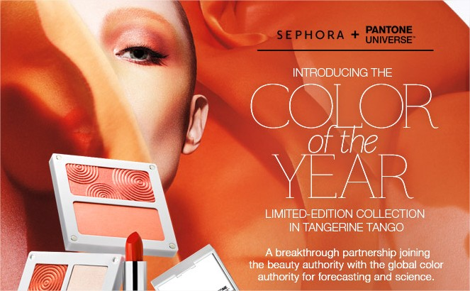 Image result for tangerine tango pantone color of the year
