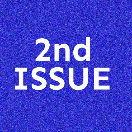 X=BORDERS : Call for artists for the 2nd issue of X=Rivista d'Artista