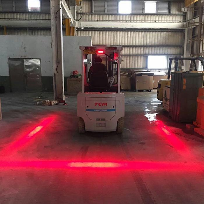 Led Forklift Lights