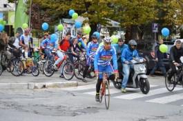 Ποδηλατικός γύρος στην πόλη της Χρυσούπολης