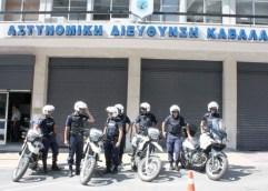 Σύλληψη δύο ημεδαπών για κλοπή μεταλλικών αντικειμένων