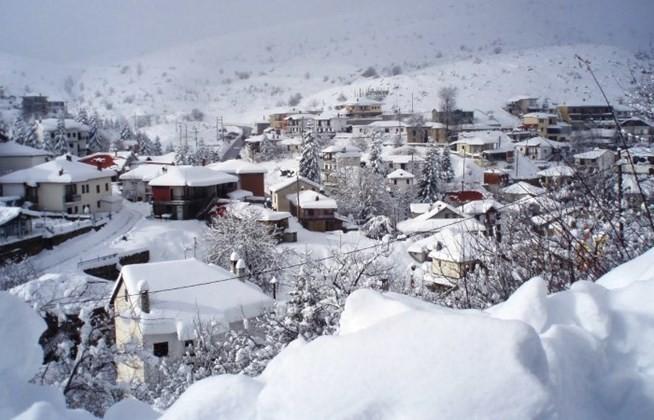 Άγγιξε τους μείον 18 βαθμούς Κελσίου η ελάχιστη θερμοκρασία σήμερα το πρωί στη Βόρεια Ελλάδα, με «πρωταθλήτριες» ψύχους την Κοζάνη και τη Φλώρινα