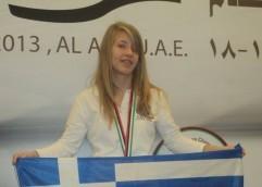 «Εμίρισσα» η Σταυρούλα Τσολακίδου: Πήγε, έπαιξε, κατέκτησε