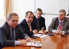 Θόδωρος Μαρκόπουλος: «Είμαστε στο πλευρό του ΤΕΙ Ανατολικής Μακεδονίας-Θράκης»