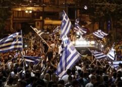 Οι Έλληνες στους δρόμους!!!