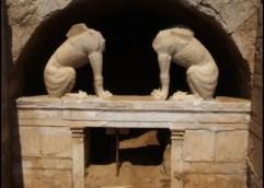 Νέα εντυπωσιακά ευρήματα στην ανασκαφή της Αμφίπολης