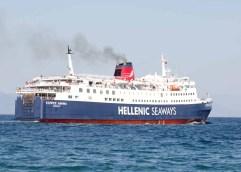 Φαβορί η Hellenic Seaways στα δρομολόγια του Βορείου Αιγαίου