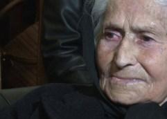 Η  94χρονη ηρωίδα του 1940 με την αδάμαστη θέληση