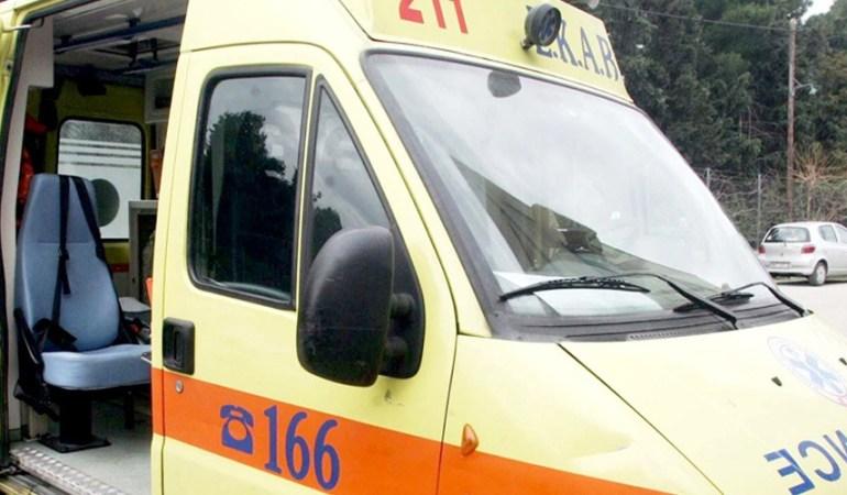 ΠΑΓΓΑΙΟ: Τροχαίο με ένα νεκρό και έναν τραυματία