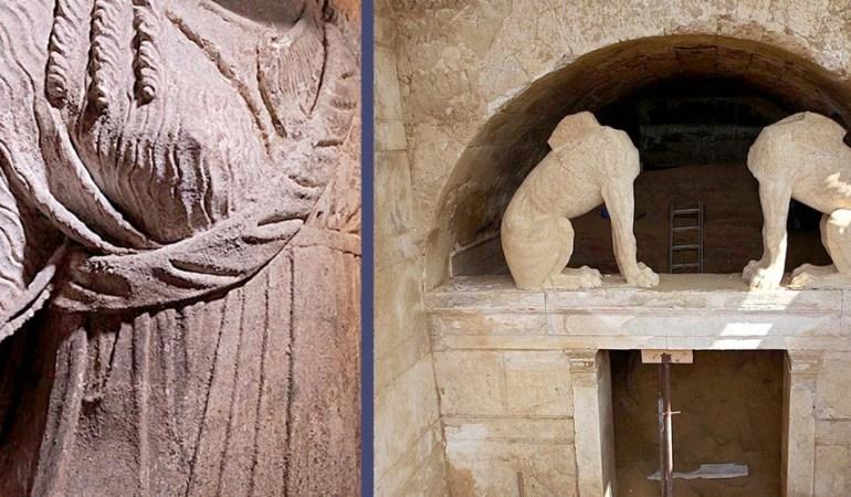 Λ. Μενδώνη: Τέρμα οι ανασκαφές στον Τύμβο Κάστα!!!