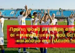 AOK: Πάνοπλος στα Γιαννιτσά