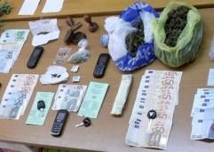 Κύκλωμα ναρκωτικών στην Καβάλα: Δύο προφυλακίστηκαν κι έπεται συνέχεια