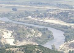 Διακινητής βούτηξε στον ποταμό Στρυμόνα για να αποφύγει τη σύλληψή του