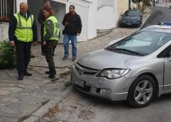 Καβάλα: Ένας τραυματίας από τροχαίο στην οδό Θεσσαλονίκης