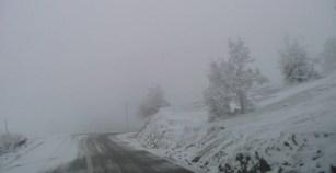 """Χαμηλές θερμοκρασίες έφερε η """"Ωκεανίδα"""" στη Βόρεια Ελλάδα. Στους -6 ο υδράργυρος στη Φλώρινα"""