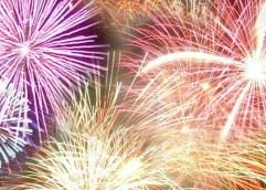 Με πυροτεχνήματα υποδέχονται το νέο χρόνο στο Δήμο Νέστου
