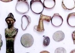 Δράμα: Σύλληψη αρχαιοκάπηλου με ένα θησαυρό στα χέρια του