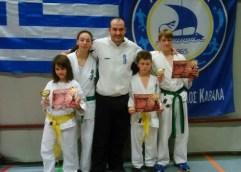 ΜΑΧΗΤΙΚΑ ΑΘΛΗΜΑΤΑ – Ο ΑΟΚ στο παγκόσμιο πρωτάθλημα Κyokushin Karate με 13 αθλητές