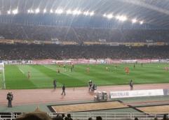 Κύπελλο Ελλάδας Live: ΑΕΚ-Ολυμπιακός –  65.000 οπαδοί και συρματοπλέγματα στο ΟΑΚΑ για το ντέρμπι