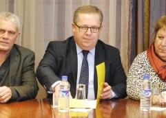 Άκουσε, κατέγραψε και έμαθε πολλά για την περιοχή μας, ο αναπλ. υπουργός Παραγωγικής Ανασυγκρότησης Γιάννης Τσιρώνης