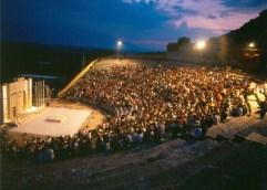 Χαμηλή προσέλευση στο φεστιβάλ Φιλίππων