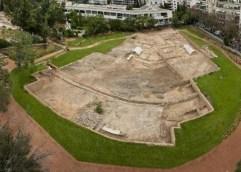 Άνοιξε ο αρχαιολογικός χώρος του Λυκείου του Αριστοτέλη