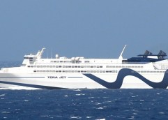 ΜΙΑ ΘΕΤΙΚΗ ΕΞΕΛΙΞΗ ΓΙΑ ΤΟΝ ΤΟΥΡΙΣΜΟ: Μόνιμα το καταμαράν της «Sea Jets» από τον Ιούνιο στην Καβάλα