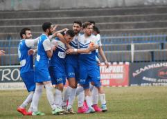 Κυπελλούχος ΕΠΣ Καβάλας ο Νέστος, κέρδισε 3 – 2 τον Ηρακλή Καβάλας