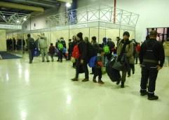 Φροντίδα υγειονομικής κάλυψης των προσφύγων σε Καβάλα και Ελευθερούπολη