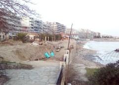 Η παραλία που της αλλάξαμε τα φώτα!!!