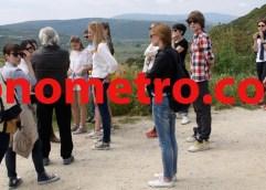 ΑΜΦΙΠΟΛΗ: Επίσκεψη Ρώσων φοιτητών στον Τύμβο Καστά