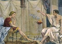 Από τον Μέγα Αλέξανδρο στον Αριστοτέλη!