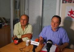 Παναγιώτης Λαφαζάνης: «Καρεκλοκένταυρος ο Τσίπρας, επιστροφή στη δραχμή, ληστρική η ιδιοκτησία Λαυρεντιάδη»