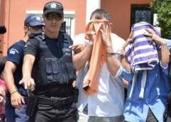 Από την Αλεξανδρούπολη στην Καβάλα μεταφέρθηκαν οι 8 Τούρκοι στρατιωτικοί