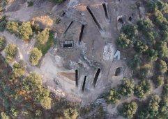 Μια πρωτότυπη ανασκαφή και ο ρόλος της αρχαιοκαπηλίας  στο μυκηναϊκό νεκροταφείο των Αηδονίων