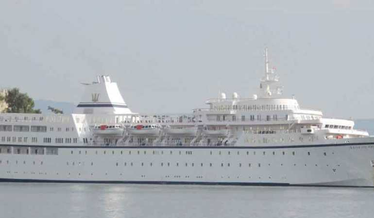 Καταπλέει αύριο στην Καβάλα το κρουαζιερόπλοιου «AEGEAN ODYSSEY»
