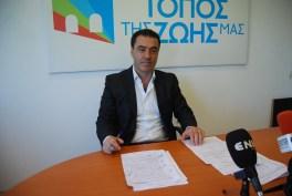 """Μάκης Παπαδόπουλος: """"Χάθηκαν 2 πολύτιμα χρόνια στη διαχείριση των απορριμμάτων""""…"""