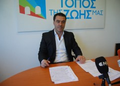 Μ. Παπαδόπουλος: «Δήμαρχοι για τα πανηγύρια, Σιμιτσής και Τσανάκα, στα σοβαρά θέματα, όπως του Ε61, λάκισαν»
