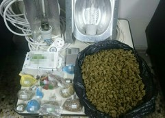 Συνελήφθησαν 4 άτομα για παραβάσεις του νόμου περί ναρκωτικών, στην πόλη της Καβάλας
