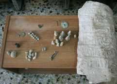 Συνελήφθη αρχαιοκάπηλος στο Ορφάνι, με πλούσια εσοδεία