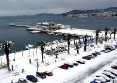 Από την Πέμπτη το βράδυ έρχονται, πολικό ψύχος και χιόνια, οδηγίες για μέτρα προστασίας εξέδωσε ο Δήμος Καβάλας