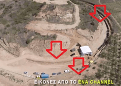 GEOPHYSICAL STUDIES ON KASTA TUMULUS,THE GREATEST TOMB OF GREECE- THE AMPHIPOLI'S TOMB ( PART 3)