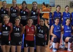 ΒΟΛΕΪ: ΑΟΚ και Αμυγδαλεώνας διεκδικούν τον τίτλο στο Final-4 του Περιφερειακού πρωταθλήματος Νεανίδων