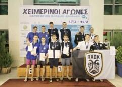 ΟΘΑΚ: Έντεκα μετάλλια και η καλύτερη επίδοση στην Ελλάδα από τη σκυτάλη στα 4Χ100