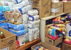 Και ο Δήμος Καβάλας μαζεύει τρόφιμα για τις ελληνικές δυνάμεις στον Έβρο