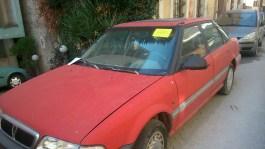 ΔΗΜΟΣ ΚΑΒΑΛΑΣ: Αρχίζει σήμερα η περισυλλογή εγκαταλελειμμένων οχημάτων