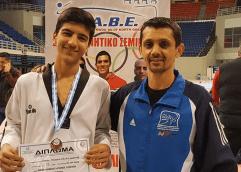 Α.Σ. ΤΑΕ ΚΒΟΝ ΝΤΟ ΚΑΒΑΛΑΣ: Τρίτος στο Πανελλήνιο Σχολικό Πρωτάθλημα ο Γρ. Πίτσης